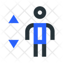 Elevator Up Down Icon