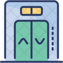 Elevator Lift Interior Icon