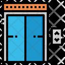 Elevator Electronics Hotel Icon