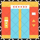 Lift Transportation Electronics Icon