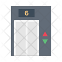 Elevator Lift Up Icon
