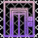 Elevator Lift Hotel Icon