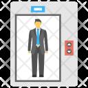 Elevator Ride Cables Icon