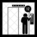 Elevator access Icon