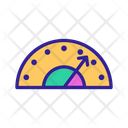 Elevator Button Arrow Icon