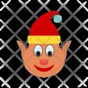 Elf Joker Circus Icon