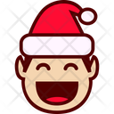 Christmas Elf Xmas Icon