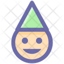 Character Elf Cartoon Face Icon