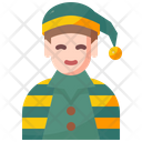 Elf Fairy Tale Folklore Icon