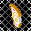 Elf Ears Isometric Icon