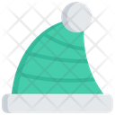 Elf Hat Clothing Holidays Icon