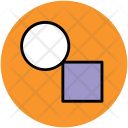 Ellipse Tool Rectangle Icon