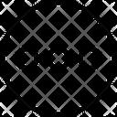 Ellipsis Circle Menu Option Icon