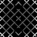 Ellipsis Vertical Ellipsis Circle Menu Icon