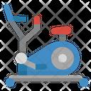 Elliptical Cardio Workout Icon