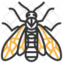 Elm Sawfly Insect Icon