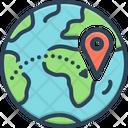Elsewhere Way World Icon