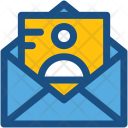 Email Newsletter Subscribe Icon