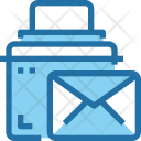 Email Security Safety Icon