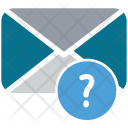 Question Email Envelope Icon