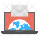 Email Webmail Online Icon
