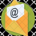 Email Inbox Arroba Icon