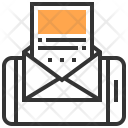Email Open Phone Icon