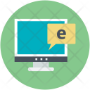 Email Chatting Customer Icon