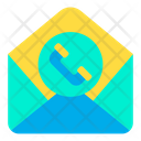 Mail Lwtter Envelope Icon