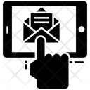 Seo Email Ecommerce Icon