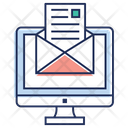 Electronic Mail Email Digital Mail Icon