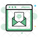 Email Electronic Message Web Mail Icon