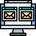 Emeil Email Message Icon