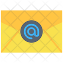 Email Mail Nail Address Icon