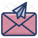 Email Send Mail Send Message Icon