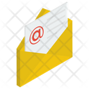 Mail Electronic Message Written Correspondence Icon