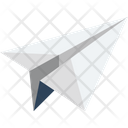 Email Message Paper Plane Icon