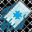 Emails Bullhorn Megaphone Icon