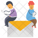 Email Online Mail Electronic Message Icon