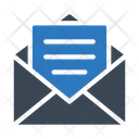Email Message Online Icon