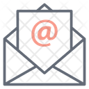 Email Inbox Messages Icon