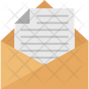 Email Inbox Letter Icon