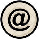 Social Email Internet Icon