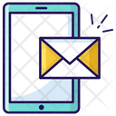 Email Mobile Mail Correspondence Icon