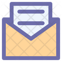 Email Mail Address Icon