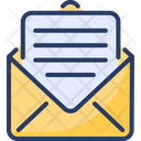 Email Newsletter Streamline Icon