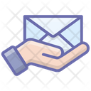 Email Electronic Mail Correspondence Icon