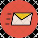 Email Sending Envelope Icon