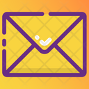 Business Email Webmail Correspondence Icon