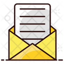 Email Electronic Mail Message Icon